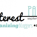 Top Organizing Bloggers on 1 Pinterest Board=Organization Inspiration