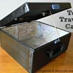 Typewriter Case to Toy Travel Case