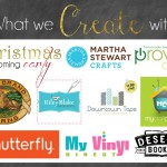 "Winners of the ""What We Create With"" Giveaway"