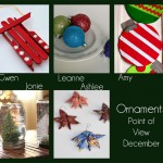 December Point of View (Ornaments)