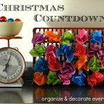 Merry and Bright Christmas Countdown