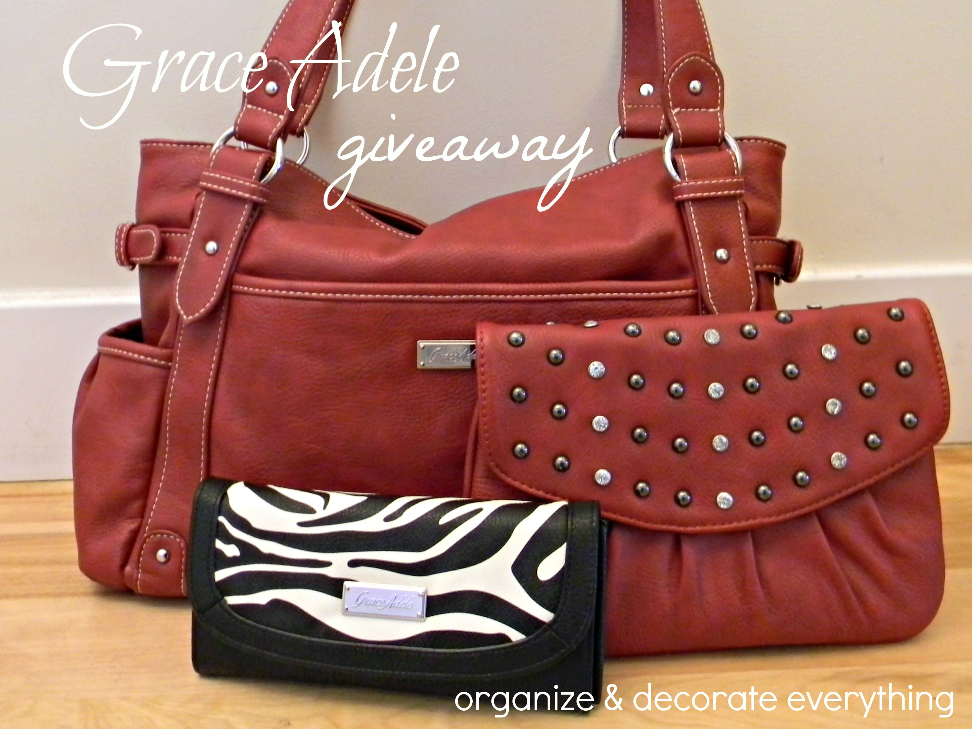 adele sweepstakes grace adele giveaway organize and decorate everything 6972