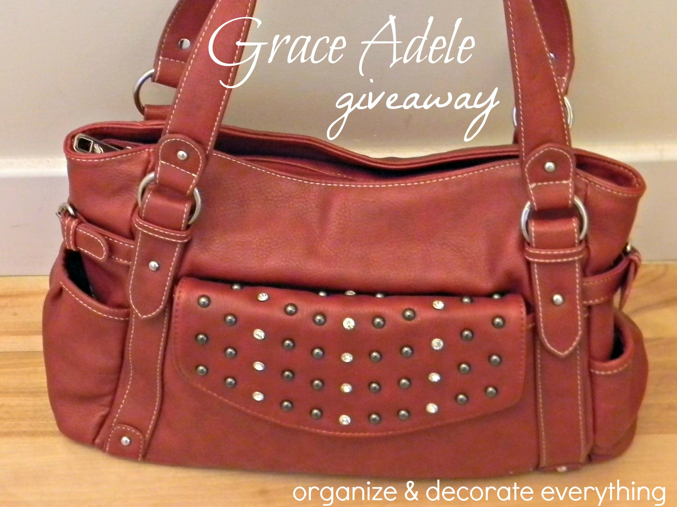 adele sweepstakes grace adele giveaway organize and decorate everything 8690