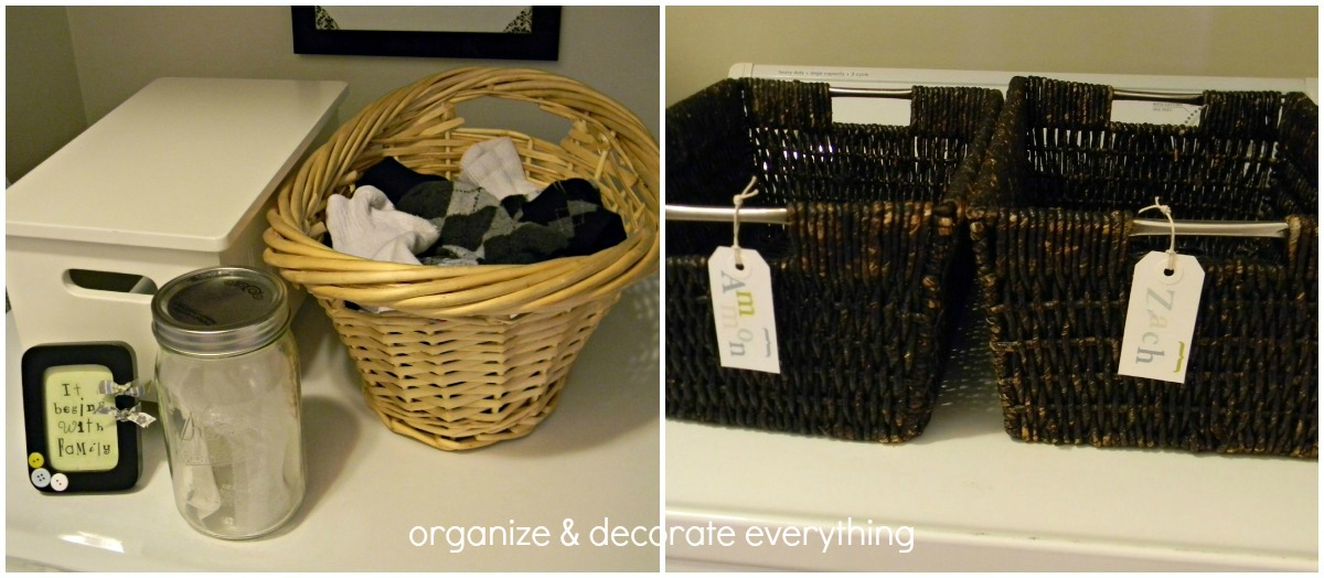 Organized space of the week - Laundry closet | A Bowl Full ...