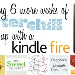 Warm Up With a Kindle Fire Giveaway
