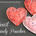 Heart Candy Pouches