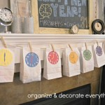 New Year's Eve Countdown Bags- Take 2