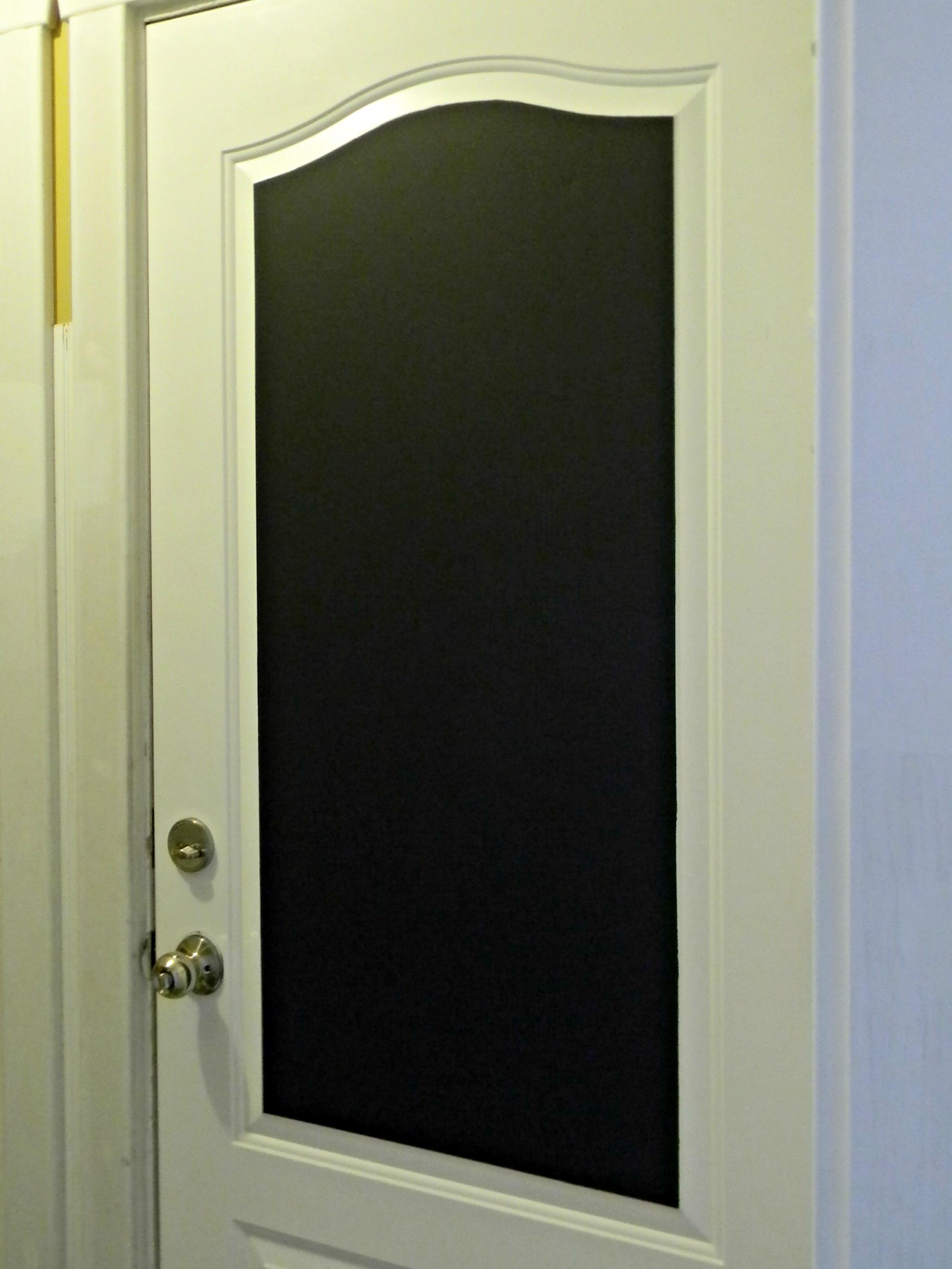chalkboard door 7
