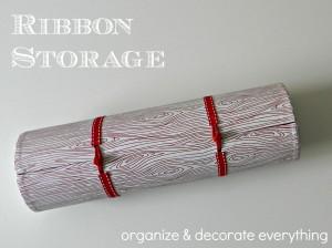 ribbon storage 3.1