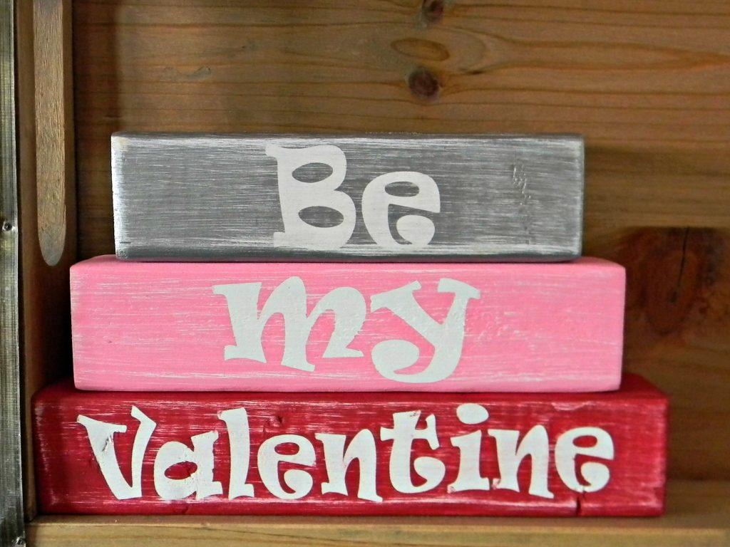Be My Valentine Stacker