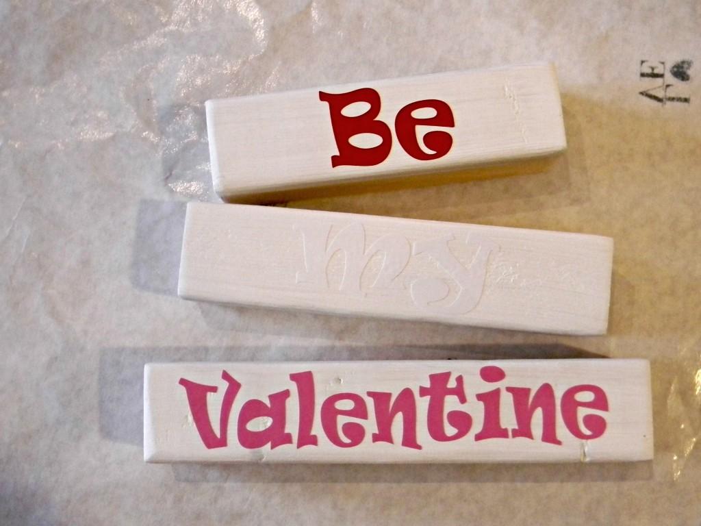 Be My Valentine Stacker 5