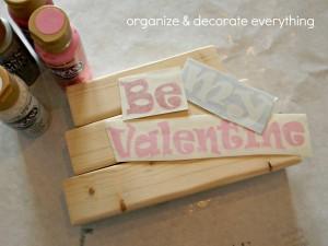 Be My Valentine Stacker 6.1