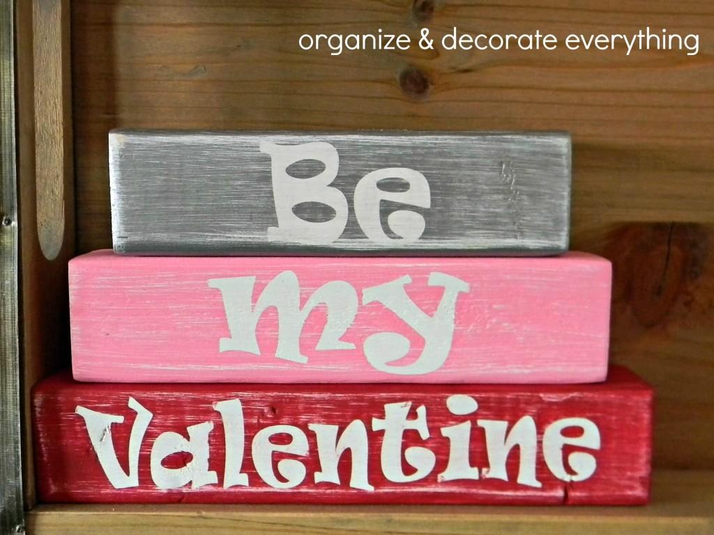 Be My Valentine Stacker.1