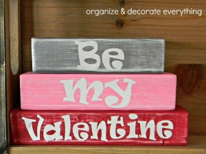 Be My Valentine Stacker.1