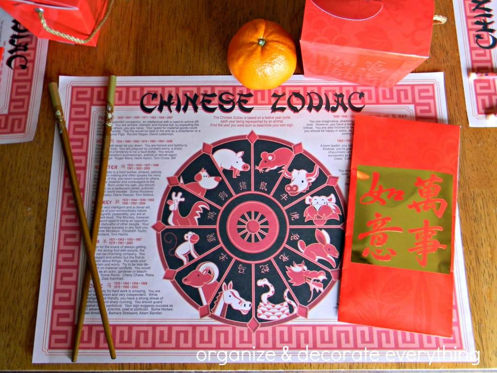Chinese New Year Dinner 6.1
