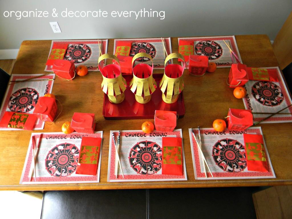Chinese New Year Dinner.1