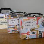 Organizing Using Little Metal Boxes