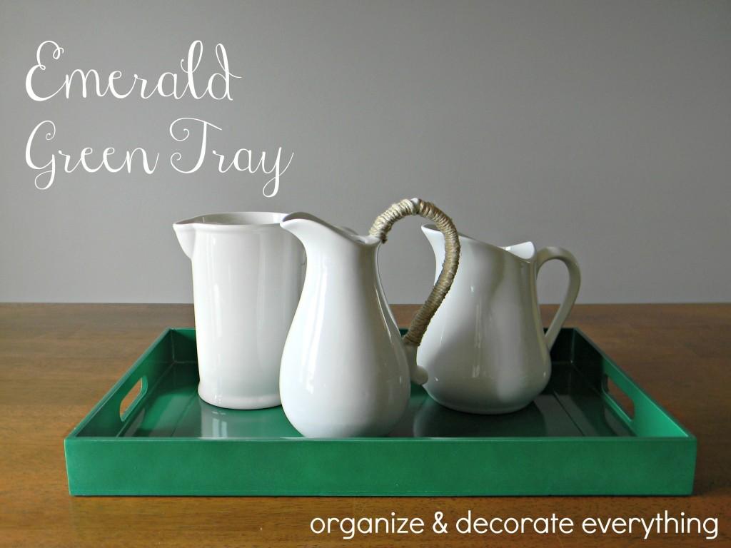 Emerald Tray .1.1