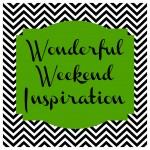 Wonderful Weekend Inspiration- Chinese New Year
