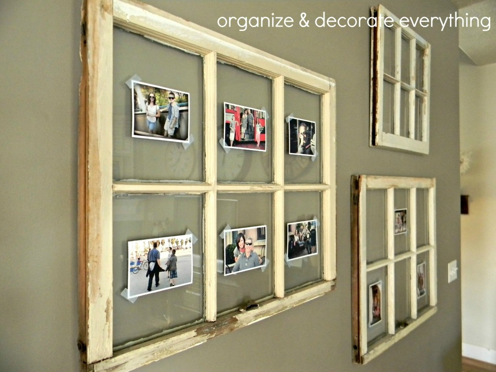 Decorating with pictures How to decorate windows