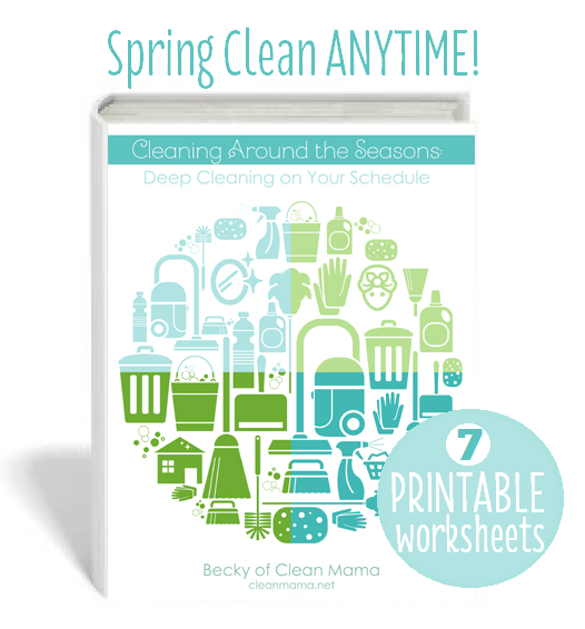 Cleaning Around the Seasons: Deep Cleaning On Your Schedule