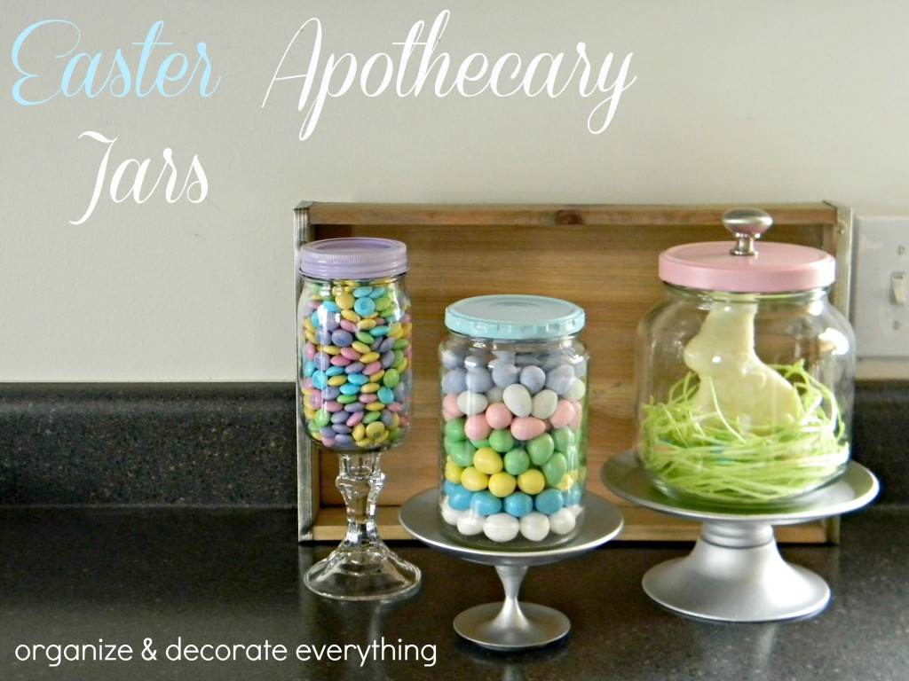 Easter Apothecary Jars .1