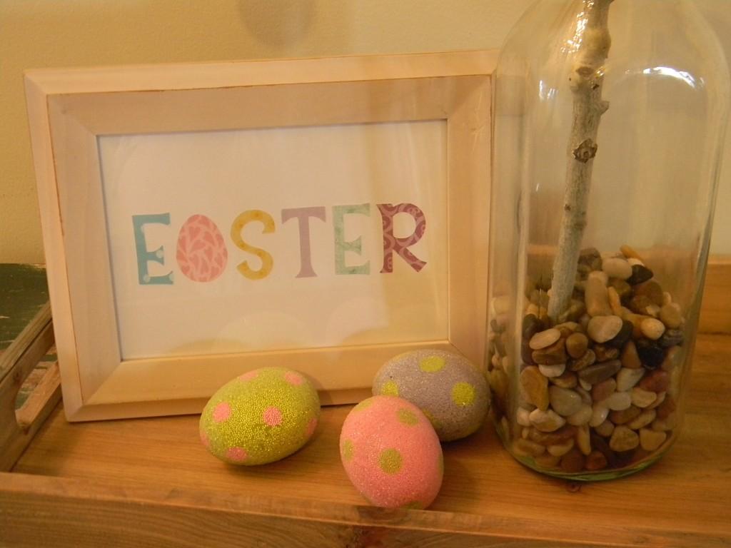 Easter Decor 2011 024