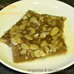 Gluten-Free Almond Crunch Bars