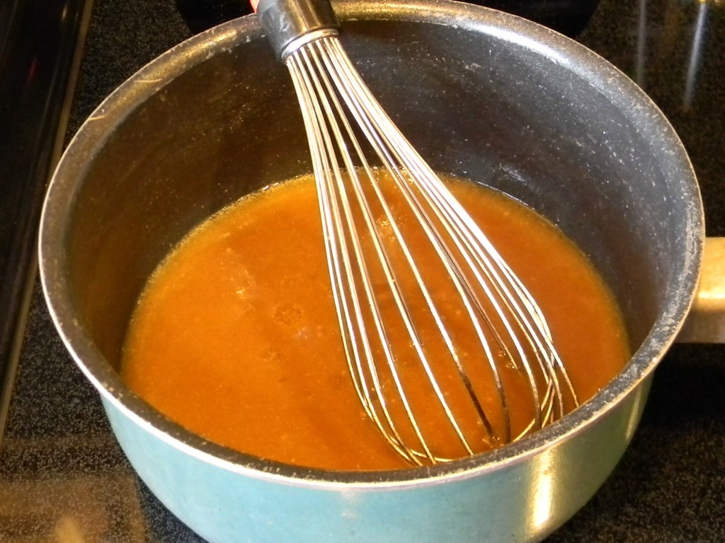 Gluten Free Almond Crunch Bars 2