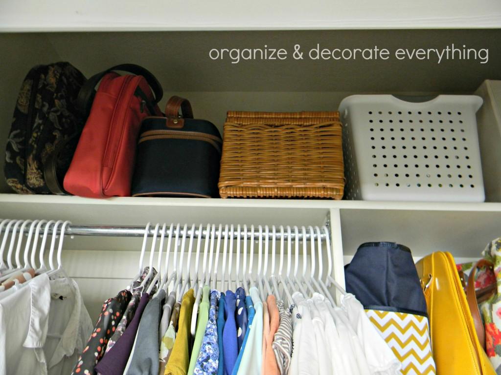 Master Closet Organization 4.1
