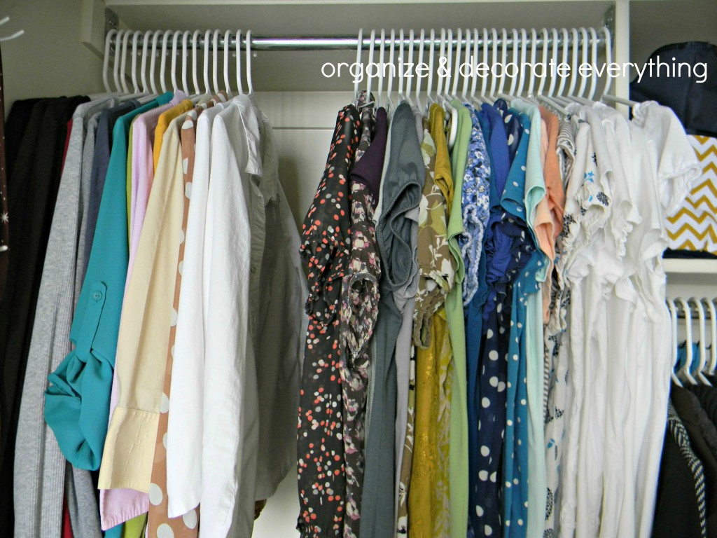 Master Closet Organization 9.1