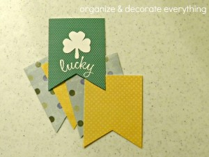 Shamrock Lucky printable 4.1
