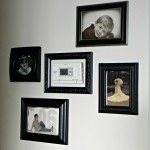 Decorating with Family Pictures