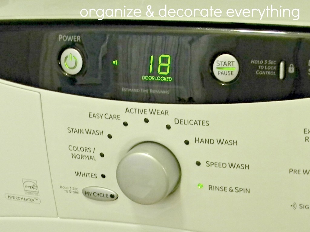 washing machine 6.1