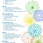 30 Day Spring Cleaning Schedule Printable