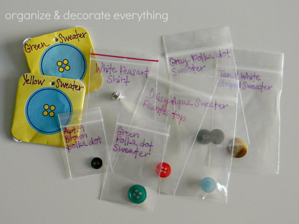 Button Organizing 2.1