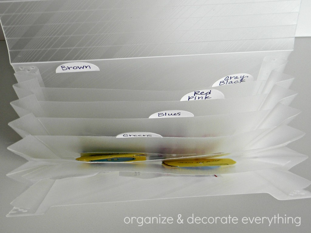 Button Organizing 5.1