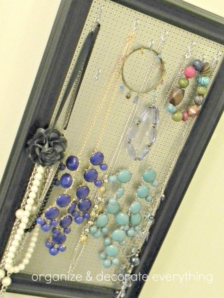 Hanging Jewelry Organizer 1.1