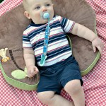Mombo Nursing Pillow and a Giveaway