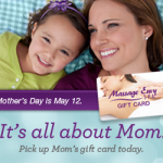 Mother's Day Massage Envy Giveaway