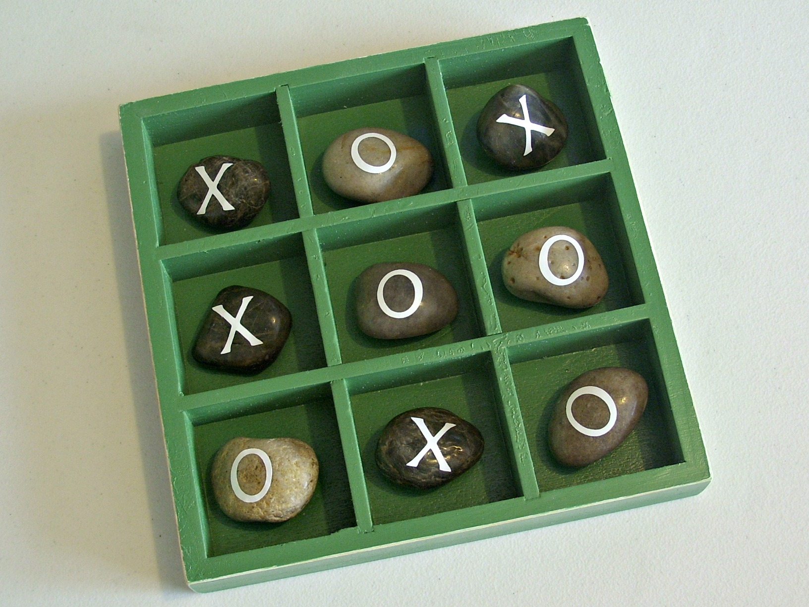 Tic Tac Toe Game Organize And Decorate Everything
