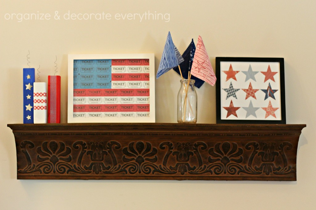 4th of July decor 8.1