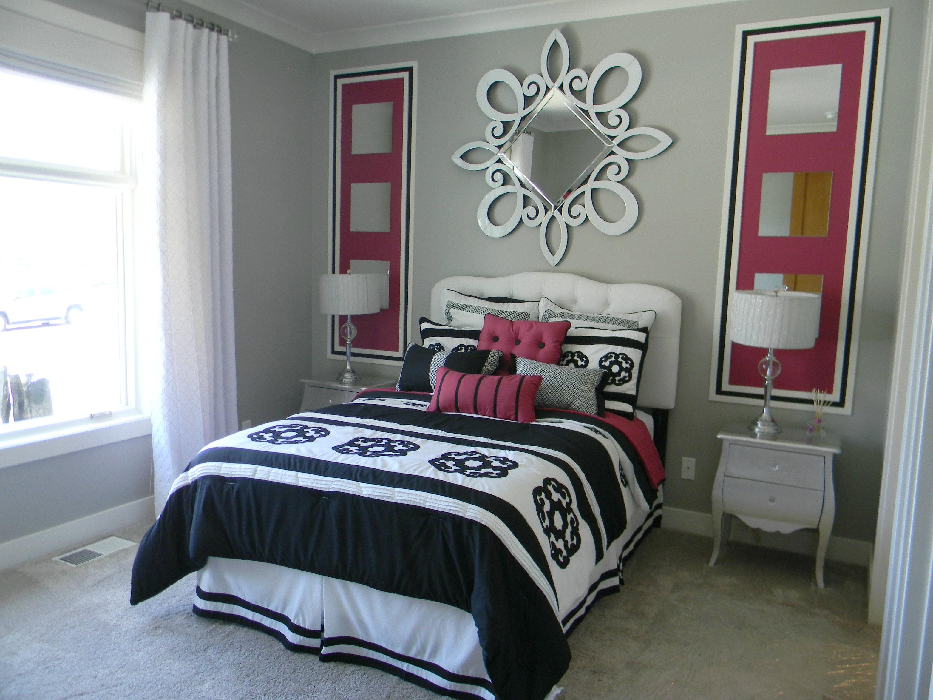Bedroom 42 - Organize and Decorate Everything on Mirrors For Teenage Bedroom  id=19006