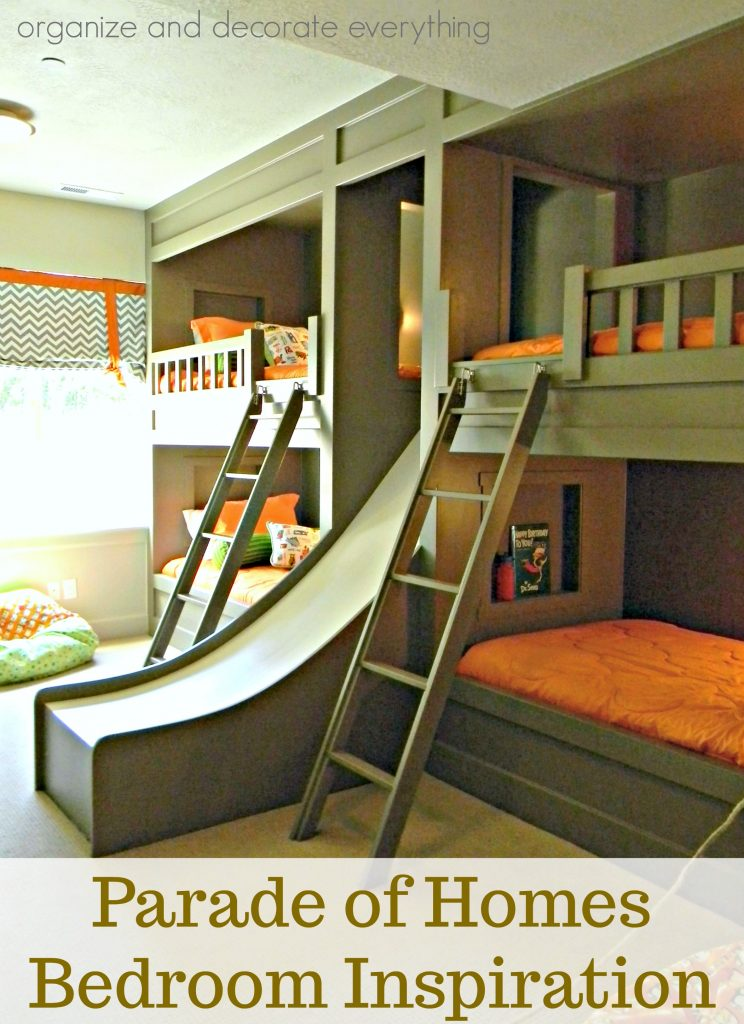 Parade of Homes Bedroom Inspiration