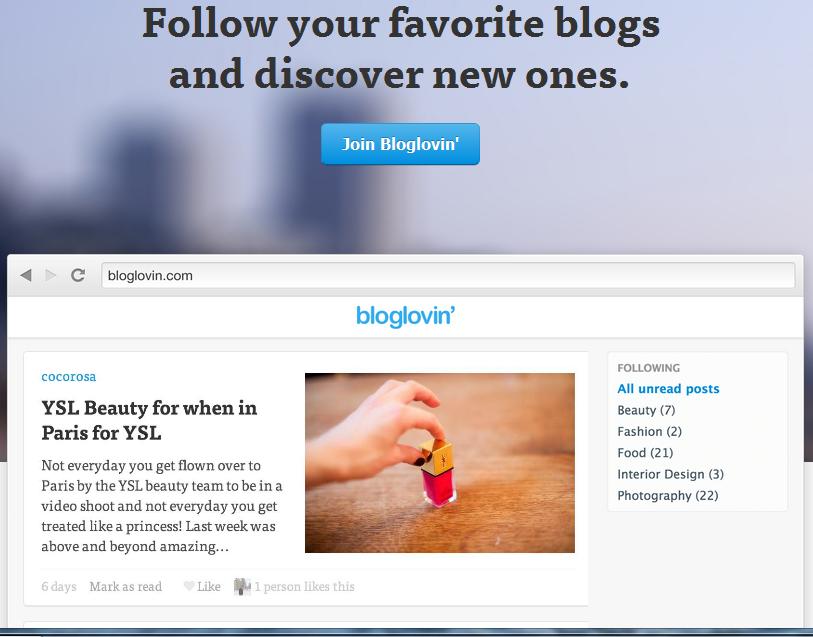 bloglovin 2