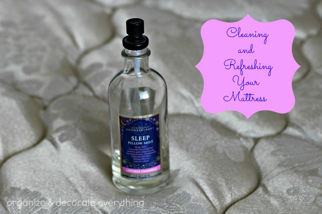 cleaning and refreshing your mattress 4.1