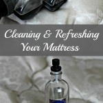 Cleaning and Refreshing Your Mattress