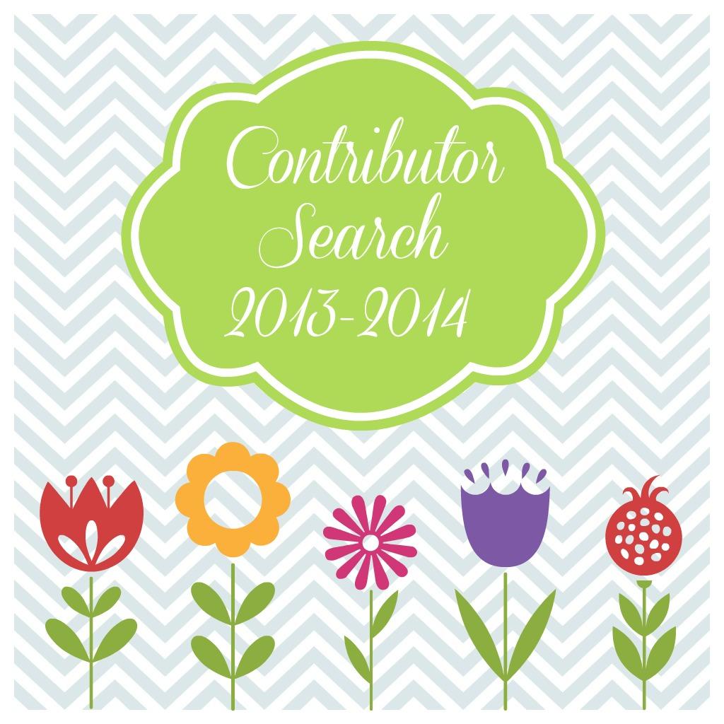 contributor search 2013
