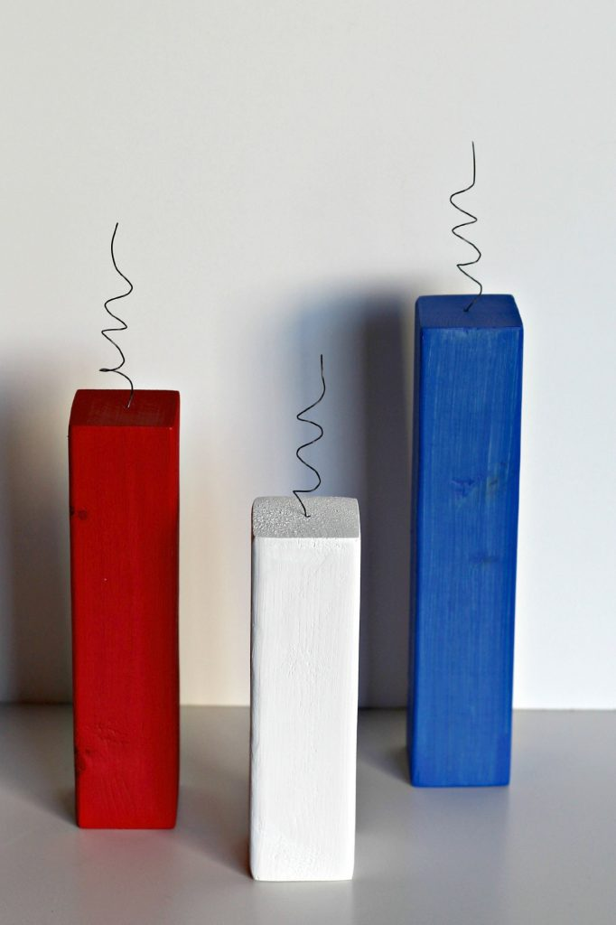 mini stacker firecrackers painted