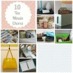 10 Ten Minute Chores